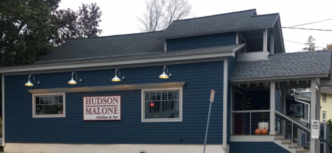 Hudson Malone officially opened on 323 Main Street on Oct. 16, the Westport extension of owner Doug Quinn's New York City restaurant.