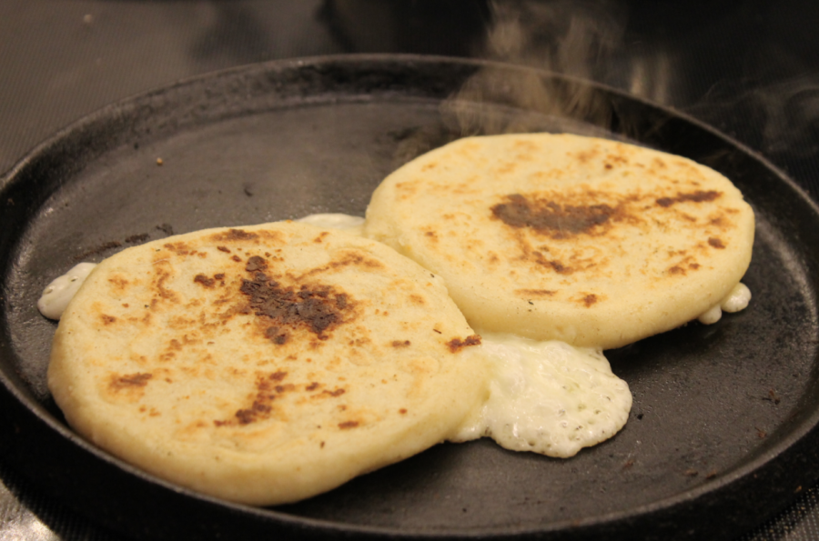 Pupusas are perfect for any occasion; they can be filled with cheese, pork, beans and/or anything you can think of. This recipe proves to be authentic, easy and most importantly, very tasty.