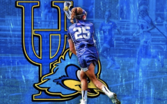 Mckenzie Didio '22 announced her commitment to play women's lacrosse at University of Delaware in late September.