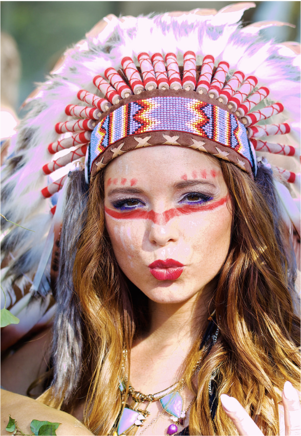 Cultural+Appropriation+is+an+issue+for+all+ages+and+creates+an+uncomfortable+situation+for+minorities+when+Halloween+costumes+that+abuse+stereotypes+are+worn+in+public+settings.