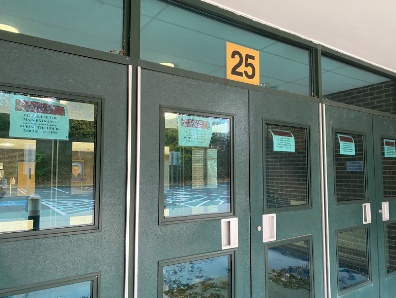 Just as the shortened volleyball season came to an end, school was closed, leaving the field house doors locked and the boys' volleyball season in jeopardy.
