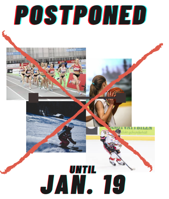 As of Nov. 17, the CIAC has postponed winter sports until Jan. 19, which can potentially be pushed back further depending on Connecticut's COVID cases in the following months.