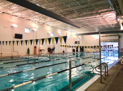 Some swimmers unable to practice with their club teams are signing up for an hour of lane time at Velo-CT, a pool located in Norwalk, Connecticut. This allows them to continue their training and perfect their technique in the water.