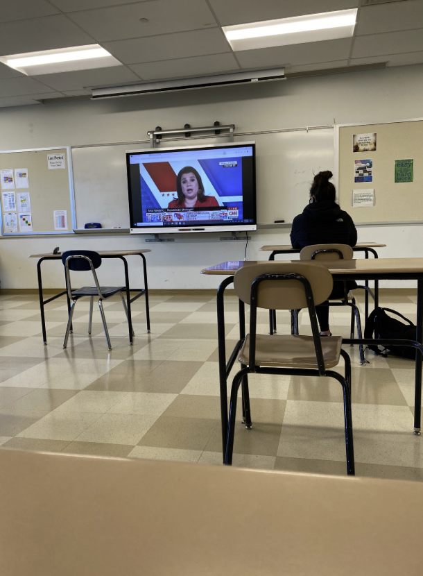 Prior to Thanksgiving break 190 students were fully distance learners. After the break over 176 additional students decided to go fully remote, with the numbers anticipated to grow.