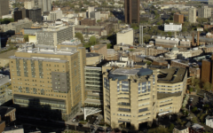 Yale New Haven Hospital is almost at critical capacity of their ICU filled with COVID-19 patients and overwhelmed doctors attempting to take care of their patients.