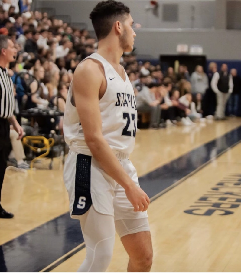 Staples fans are ready to see what senior captain Lucas Basich '21 can do this season after a breakout junior season.