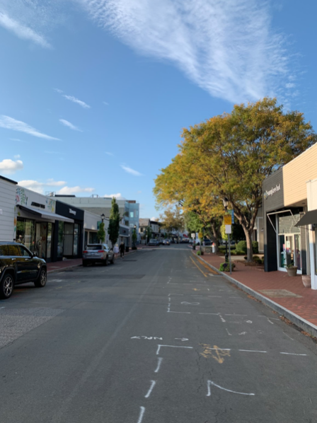 Downtown Westport is often a popular location for part-time jobs due to its central location in town and abundance of different businesses that offer a variety of opportunities.