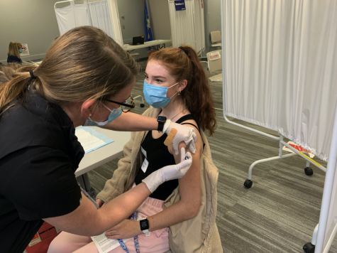Working as an EMT during COVID has complicated matters for many volunteers such as Olivia Bollo '21. Extensive amounts of PPE are necessary even when addressing calls unrelated to Covid. However, Bollo, along with other EMTs, was recently able to receive her first dose of the COVID-19 vaccine. Bollo is the first in her family to receive the vaccine and remains hopeful her parents will receive their doses soon.