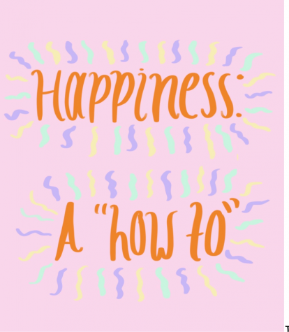 The key to achieving happiness is actually very simple.