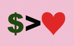 Corporate Valentine's Day is a moneysucker that we must not feed into.