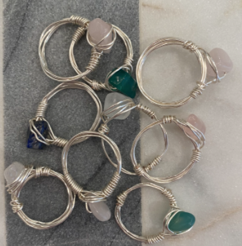 Cheap and easy wire rings are the perfect DIY to add some variety into your current jewelry collection.