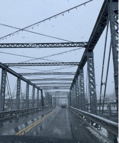 The Cribari Bridge is likely to be replaced due to safety concerns and frequent traffic build up. An environmental report recommended by the Connecticut Department of Transportation regarding the replacement of the bridge is possibly going to be released this March.