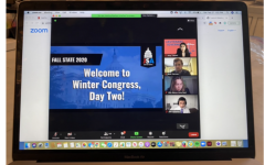 Winter Congress took place through Zoom and utilized the breakout room function to divide members into their designated committees. Zoom was an extremely convenient resource to use and allowed the convention to run smoothly.
