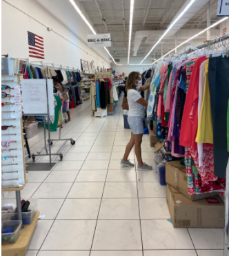 Thrifting is a great shopping method that ensures sustainability and is ethical. There are so many different stores to choose from, and it is also an inexpensive alternative to retail shopping.