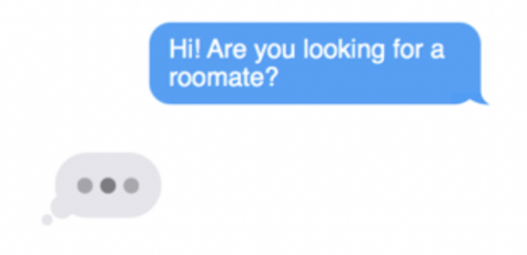 As seniors begin to commit to college they are faced with a new endeavor of finding a roommate. Many have taken to social media to make connections and find someone to live with.