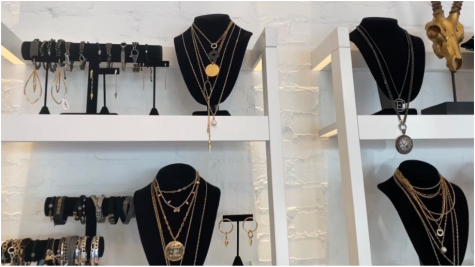 Allison Daniel Designs jewelry lounge opened in Westport's Sconset Square in early March. The store sells jewelry for women and men of all ages.