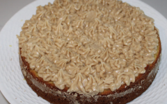 This southern caramel cake is the perfect sweet treat for anyone's household.