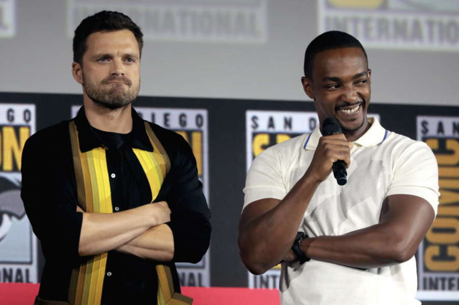 "Sebastian Stan and Anthony Mackie star as Bucky Barnes and Sam Wilson in Marvel's newest TV show, ""The Falcon and the Winter Soldier."" Despite the high bar set by Marvel's premier Phase IV TV show, ""WandaVision,"" the new show lacks a sense of innovation and thoughtfulness."