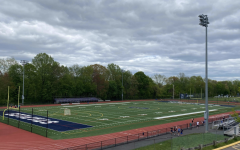 The Staples field, which often plays host to football games, will be the venue of a much different event this year: the class of 2021's graduation.