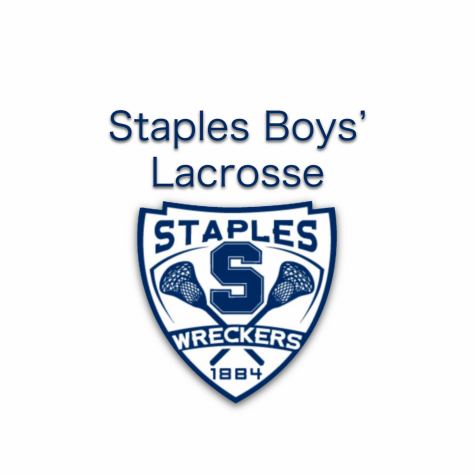 The Staples boys' lacrosse team ended the midseason with a 7-3 record.