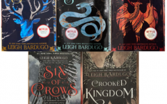 "Netflix's new book adaptation, ""Shadow and Bone"" is based on Leigh Bardugo's ""Shadow and Bone"" trilogy as well as her ""Six of Crows"" duology."