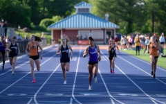 Staples girls' track placed and scored in several events at FCIACs on May 24. This is their first time placing in six years. They hope to further qualify in States and States Open in the upcoming weeks.