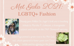 Dan Levy and NikkieTutorials, among other stars, used the 2021 Met Gala's American theme to showcase the importance and power of LGBTQ+ icons and queer symbolism.