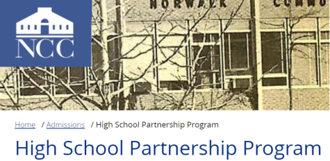 In addition to the High School Partnership Program, Norwalk Community college can be a great resource for Staples Students during and after high school. NCC's library and professors can be accessed by interested students, and the school is one of many local options for post high school education.