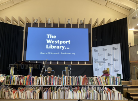 Westport Library's fall book sale offers warming experience like no other
