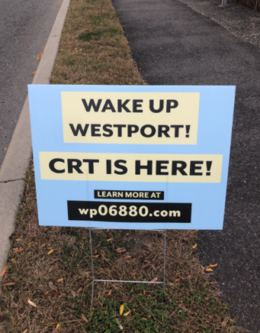 Anonymous collective, Westport Parents 06880 criticises the town for teaching critical race theory in schools.